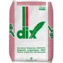 Engrais organique Dix 9-2-2 en 25 kg