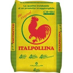 Engrais organique Italpollina 4-4-4 en 25 kg