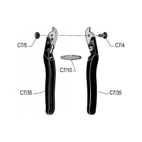 Coupe-câbles Felco C7