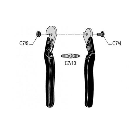 Coupe-câbles barbelés Felco CDO