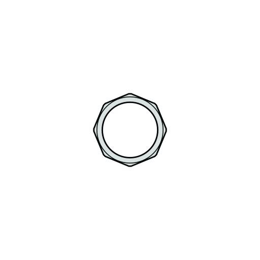 Écrou octogonal de rechange Felco 70/16