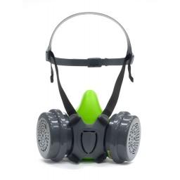 Kit demi-masque BLS 4000 + filtres A2P3