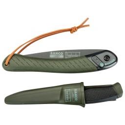 Kit scie pliable et couteau Bahco LAP-KNIFE