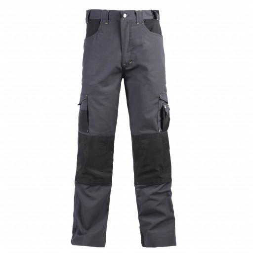 Pantalon de travail Adam gris