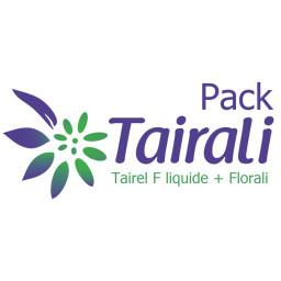 Pack Tairali (Tairel F 7,5 L + Florali 1,8 L)