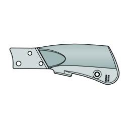 Jonction en aluminium Felco 200/37