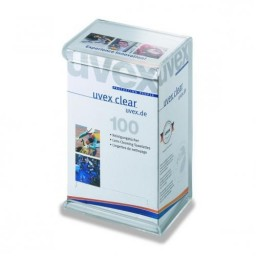 Lingettes nettoyantes Uvex
