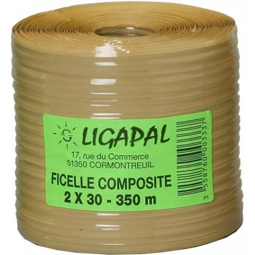 Ficelle composite Ligapal 2x30