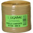 Ficelle à lier composite Ligapal 2x30