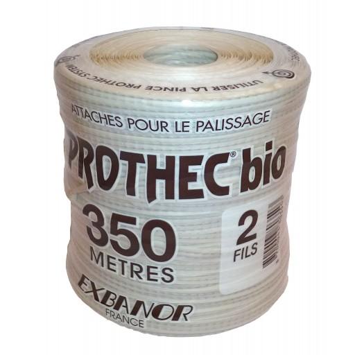 Liens Prothec 2 fils 350m Bio