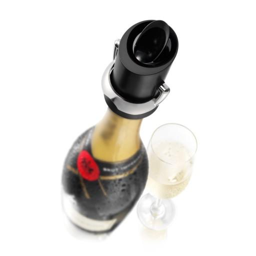 Bouchon verseur vin pétillant Vacu Vin