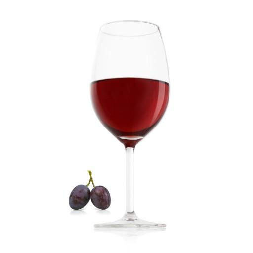 Verres à vin rouge Vacu Vin Royal Leerdam