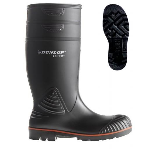 Bottes de sécurité Dunlop Acifort Heavy Duty