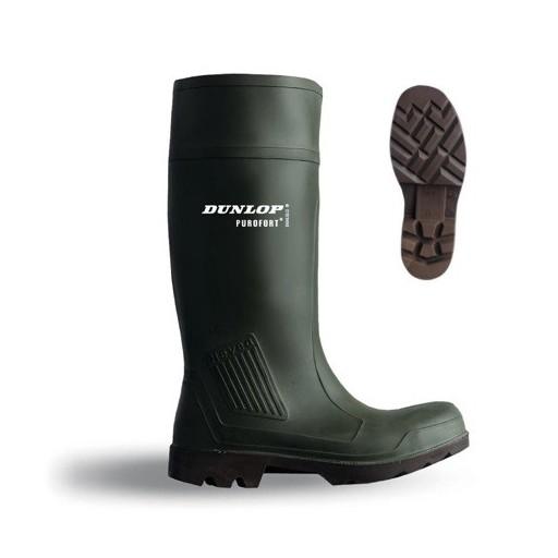 Bottes de sécurité Dunlop Purofort Professional
