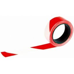 Ruban de balisage rouge/blanc