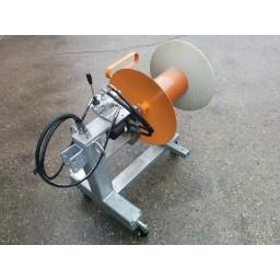 Enrouleur à fils hydraulique