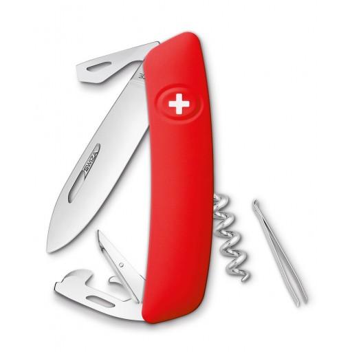 Couteau suisse Swiza D03 - Rouge