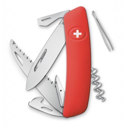 Couteau suisse Swiza D05 - Rouge