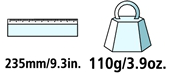 Caractéristiques techniques de l'étui en cuir Felco 910