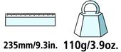Caractéristiques techniques de l'étui en cuir Felco 910+