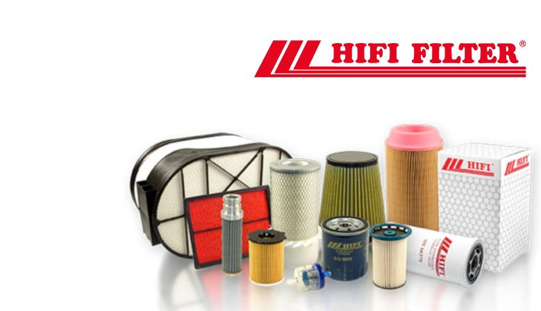 Filtres pour tracteurs Hifi Filter